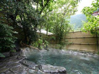 翠紅苑露天風呂