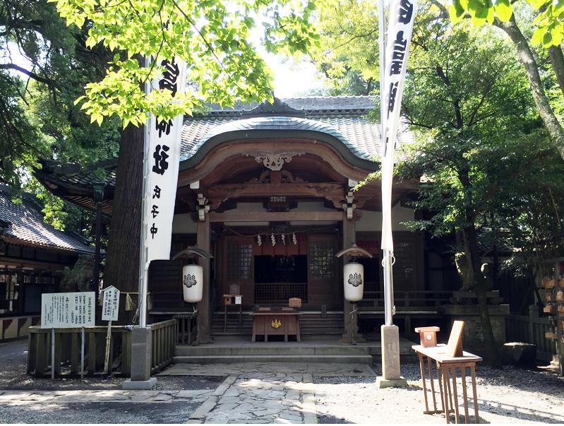 八尾富神社