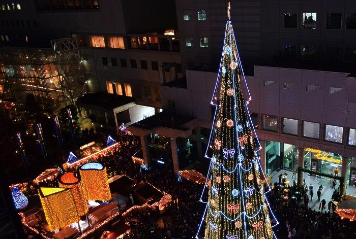 大阪梅田クリスマスマーケット