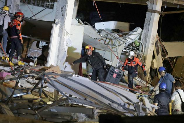 フィリピンルソン島地震
