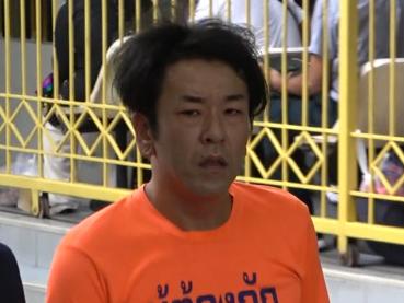 橋本容疑者