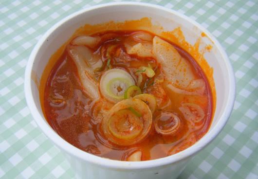 四川スープ餃子