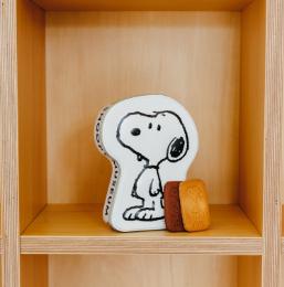 ロゴ缶クッキー