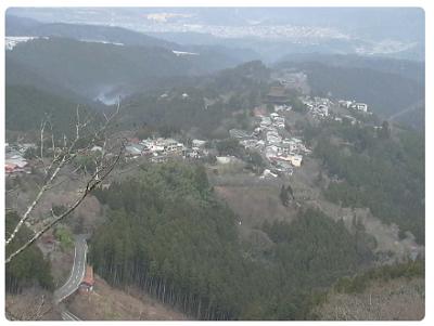 吉野山ライブカメラ