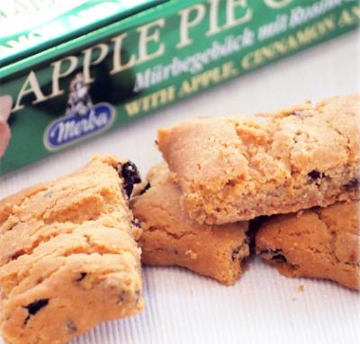 メルバアップルパイクッキー