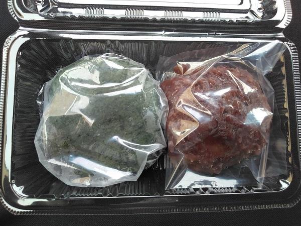 草餅とおはぎ