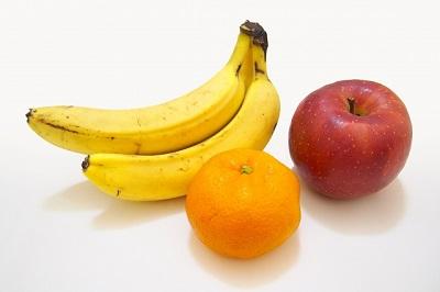 リンゴバナナみかん