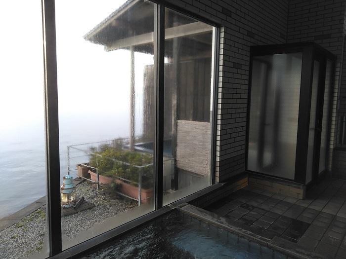 朝のお風呂2