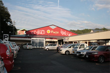 スーパーマーケット パレット