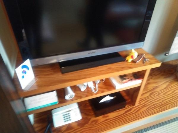 テレビまわり